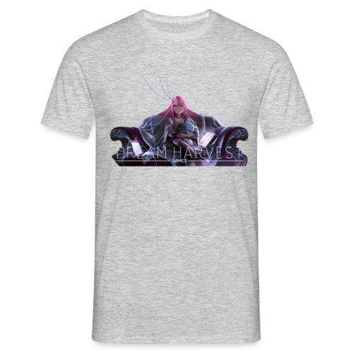 DHIllustratedLogo - Men's T-Shirt