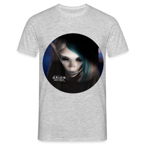 Schwarzauges Schergen - Männer T-Shirt