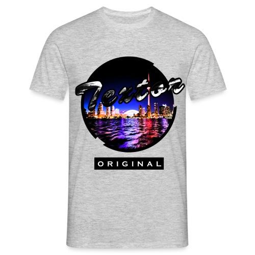 Circle City - Männer T-Shirt