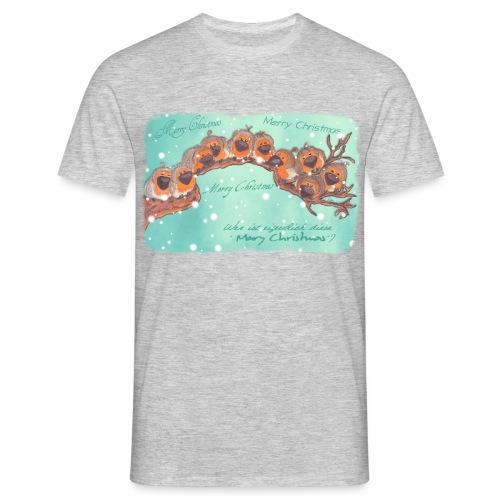 Mary Christmas? - Männer T-Shirt