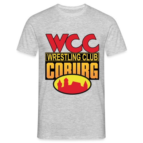 WCC WrestlingClubCoburg - Männer T-Shirt