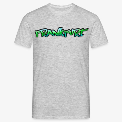 Gangster Frankfurt - Männer T-Shirt
