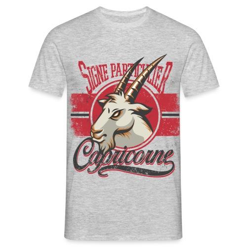 CAPRICORNE - T-shirt Homme