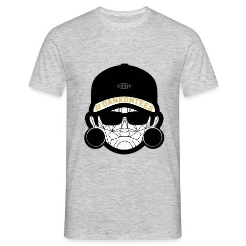 dankontees png - Men's T-Shirt