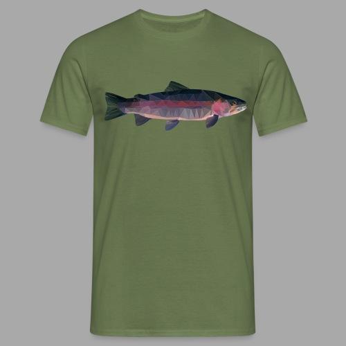 Trout - Miesten t-paita
