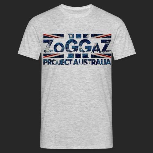ZoggaZ_AUS2 - Männer T-Shirt