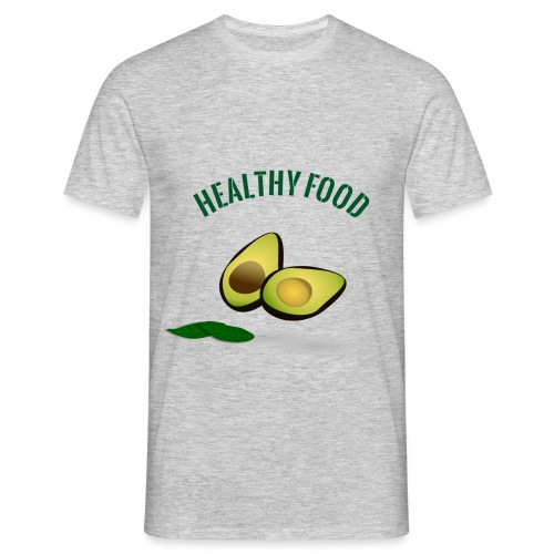 Healthy Food - Männer T-Shirt
