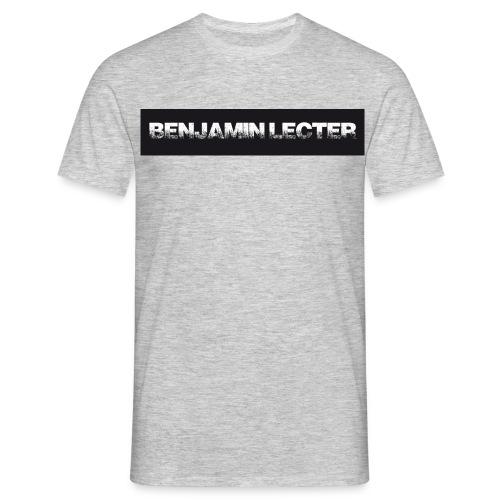 schriftzug w mith - Männer T-Shirt