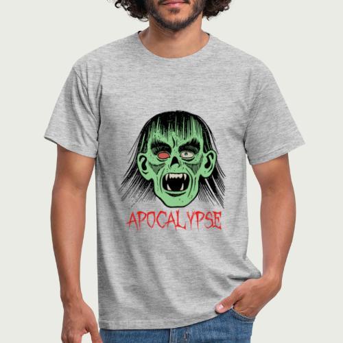 Halloween Zombie - Männer T-Shirt