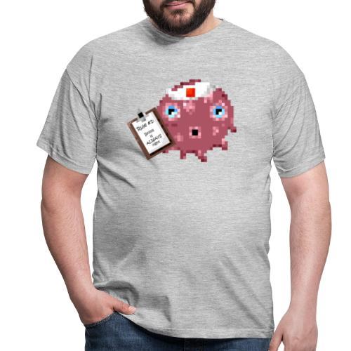 Ollie Rules - Mannen T-shirt