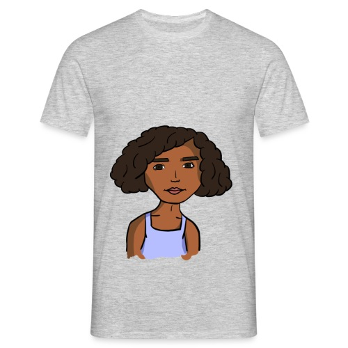 Flicka 2 060 - T-shirt herr