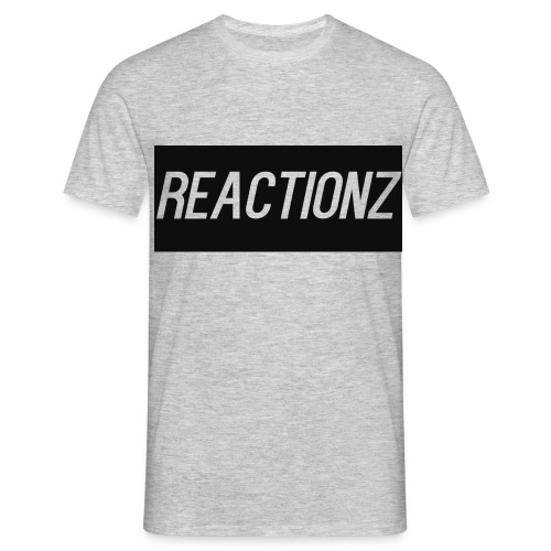 Reactionz Design - Men's T-Shirt