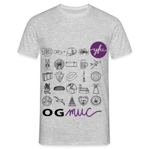 OG München 2017 - Männer T-Shirt