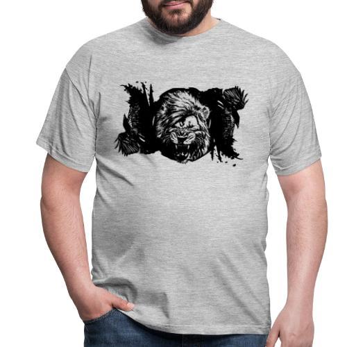 Raven & lion - T-shirt Homme