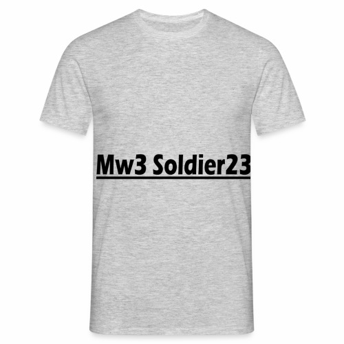 Mw3_Soldier23 - Men's T-Shirt