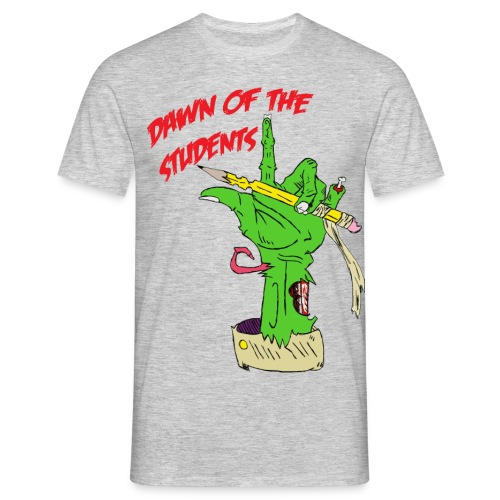 DawnOfTheStudents - Männer T-Shirt
