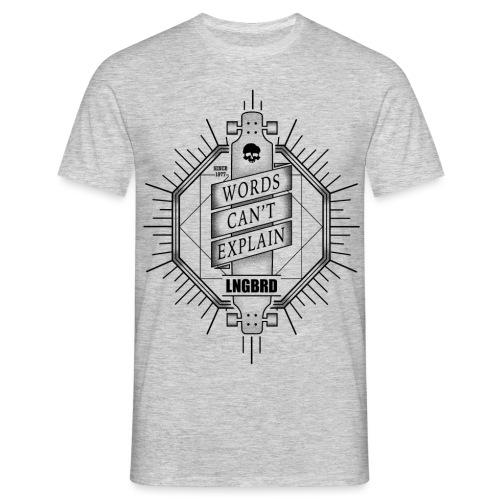 LNGBRD_WCE_classic - Männer T-Shirt