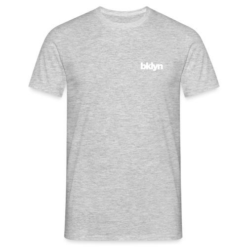 bklyn⁄Jazz - Men's T-Shirt