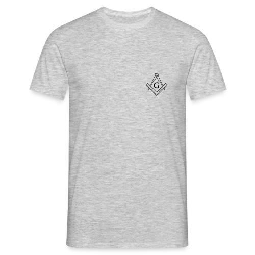 2B1ASK1 Masonic Coffee Mug (white) - Men's T-Shirt