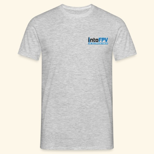 IntoFPV Logo - Men's T-Shirt