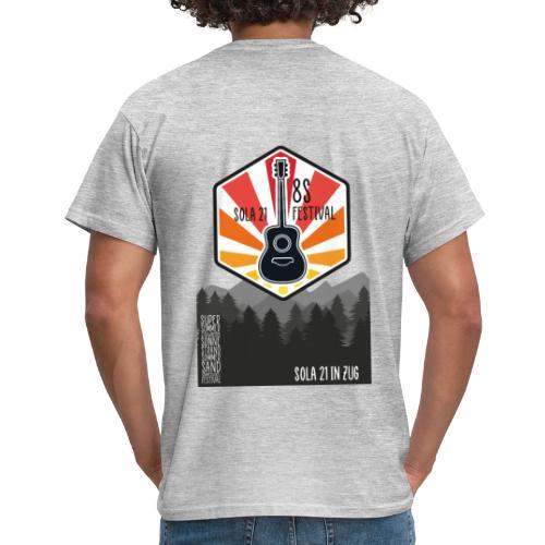Sola21Cover - Männer T-Shirt