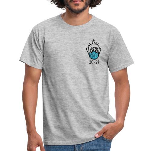 Masken Combo - Männer T-Shirt