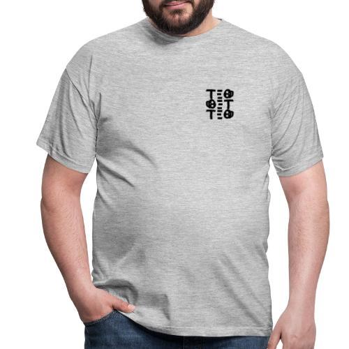 Teo Logo - T-shirt herr