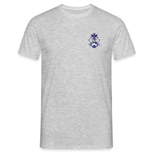 Petridis Wappen farbig Converted nina png - Männer T-Shirt