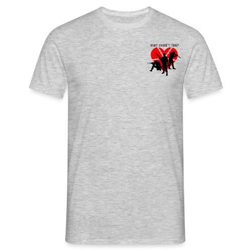 Heart troop - Camiseta hombre