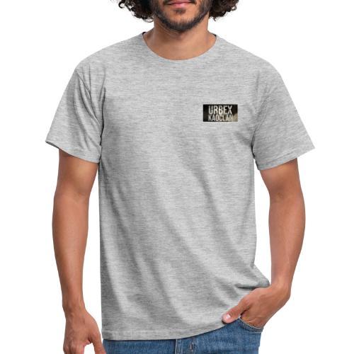 urbex kaoclan urben exploring - Mannen T-shirt