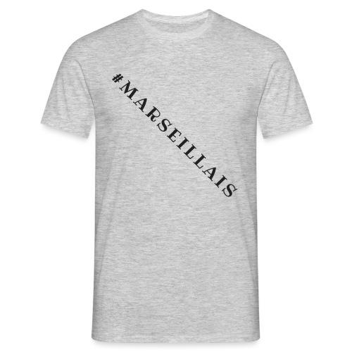 Je suis Marseillais - T-shirt Homme