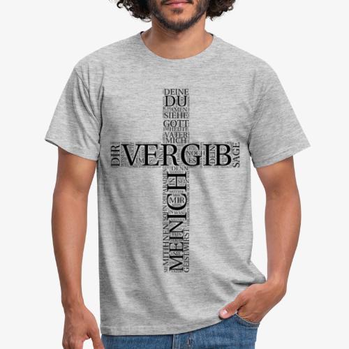 Worte - Männer T-Shirt
