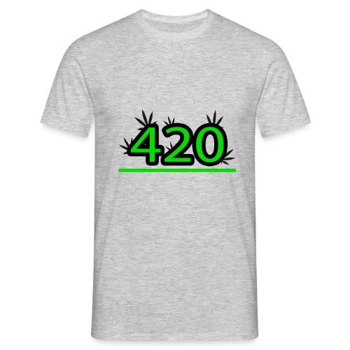 420 - T-shirt Homme