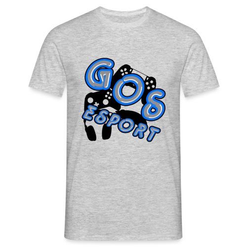 gos-neonbleunoir - T-shirt Homme