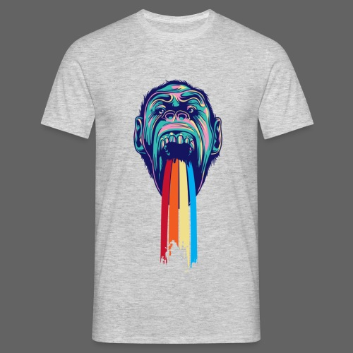 MonkeyRainbow - T-shirt Homme