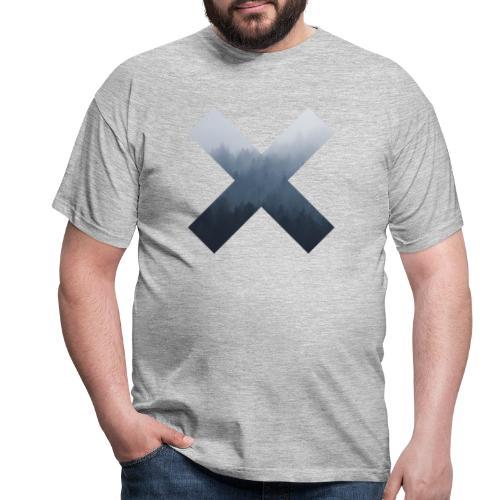 PV tshirt X misty forest png - Männer T-Shirt