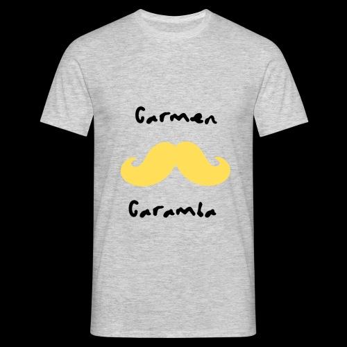 Bigote Caramba Dark - Camiseta hombre
