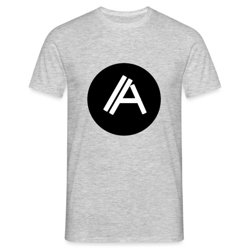 Logo Andyboy - Männer T-Shirt
