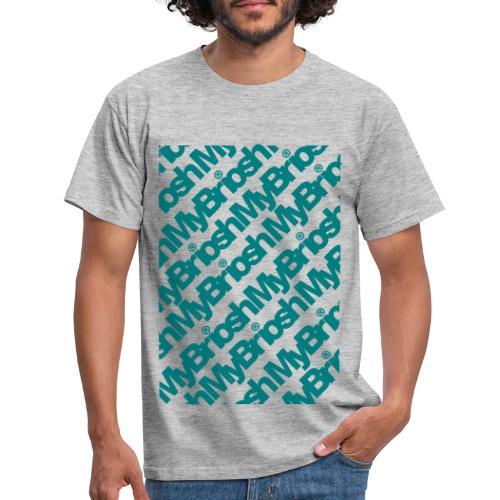 PatternMYB - Maglietta da uomo