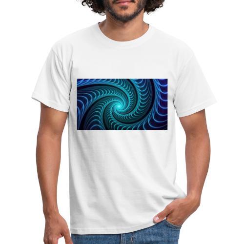 Spiraali - Miesten t-paita