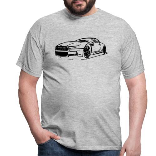 Aston Martin - Men's T-Shirt