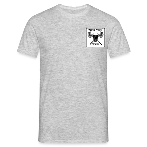 Motor-Viking Designs - Men's T-Shirt