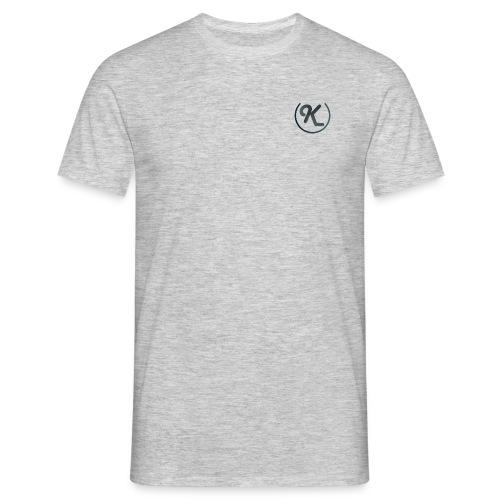K-Logo - Männer T-Shirt