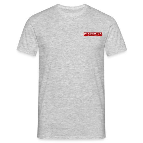 MC Cormick jpg - Männer T-Shirt