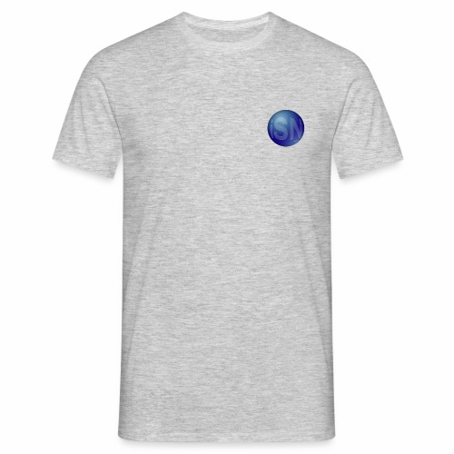 ISN Brand Logo - Men's T-Shirt