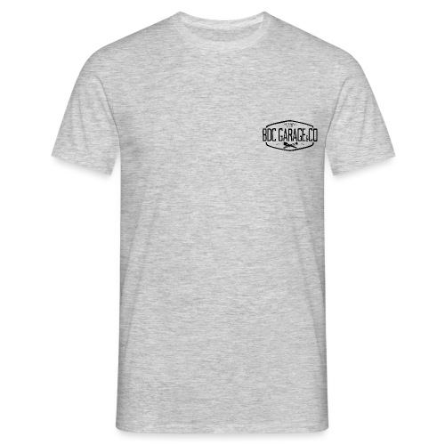 BDC GARAGE GREY - Men's T-Shirt