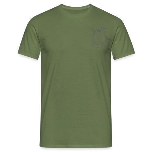 Compass by OliC Clothess (Dark) - Herre-T-shirt