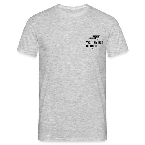oooyeah_flag_b - Männer T-Shirt