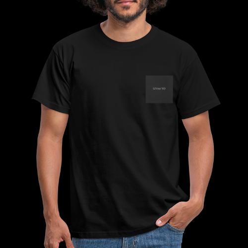 SZymi Y - Koszulka męska