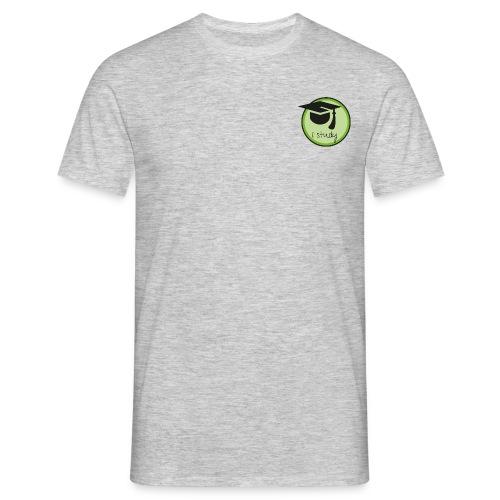 I-study-WiWi - Männer T-Shirt